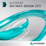 AUTODESK 3ds Max Design 2015 [495G1-G15411-4001] - Software Animation / 3D Licensing